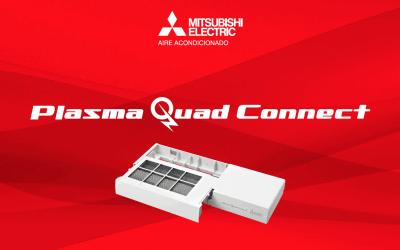 Plasma Quad Connect – Nuevo proyecto desarrollado por Mitsubishi