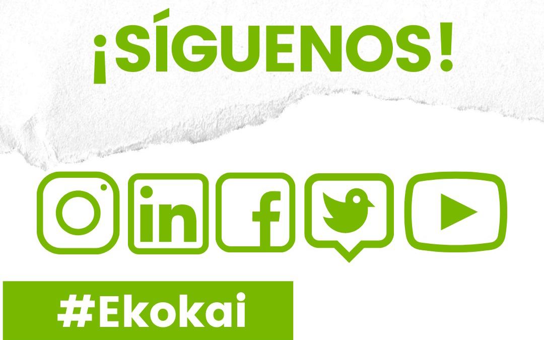 Ekokai se estrena a las Redes Sociales
